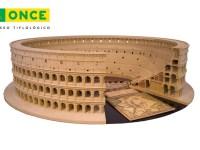 Coliseum 360 en el Museo Tiflologico de la ONCE