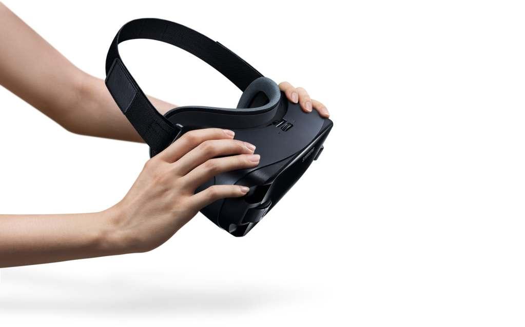 camara de realidad virtual samsung gear vr - comoestaralli