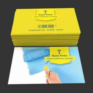 Cartão de Visita Pintor Modelo 01