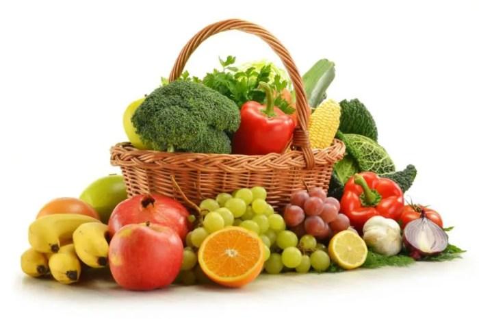 Alimentos con vitaminas hidrosolubles