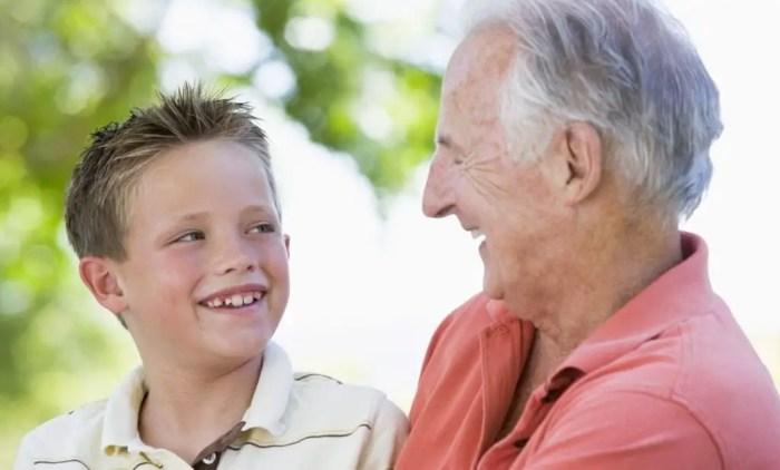 Debemos respetar a las personas mayores y ellas tambien a nosotros, demostrando asi la buena educacion