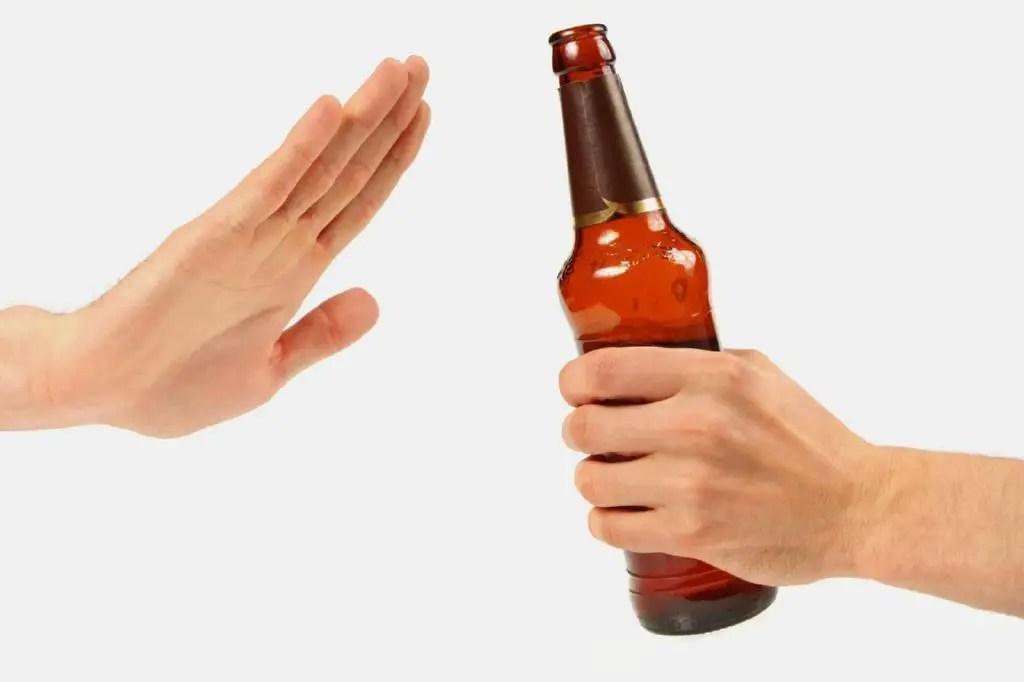 Las gotas del alcoholismo y la dipsomanía