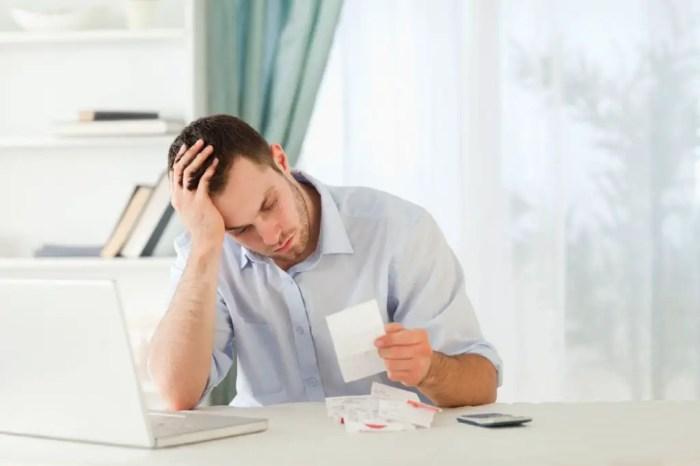 Las causas internas como las preocupaciones pueden generar mucho estres