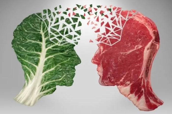 emposible ser vegetariano