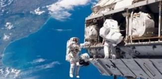 ingravidez experimentos estacion espacial