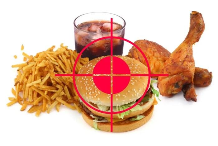 Las grasas y el colesterol son grandes enemigos