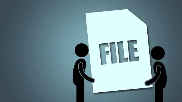 Cómo Enviar Archivos de gran tamaño por correo electrónico