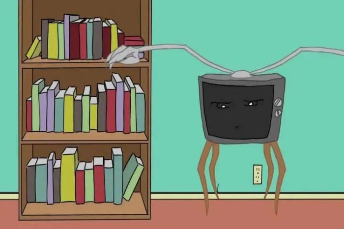 es mejor leer un libro que ver tv