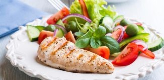 cena para bajar de peso