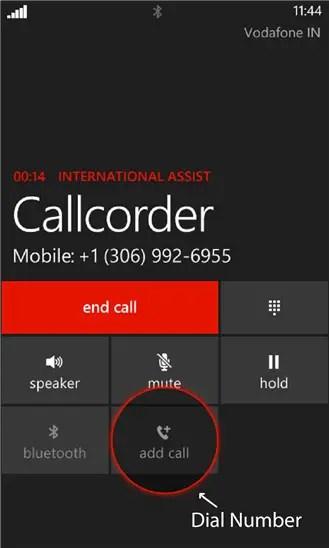 Callcorder es un servicio de pago también presente en iOS.