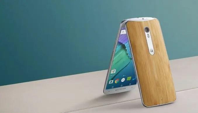 El Moto X Style fue lanzado recientemente como el nuevo buque insignia de Motorola.