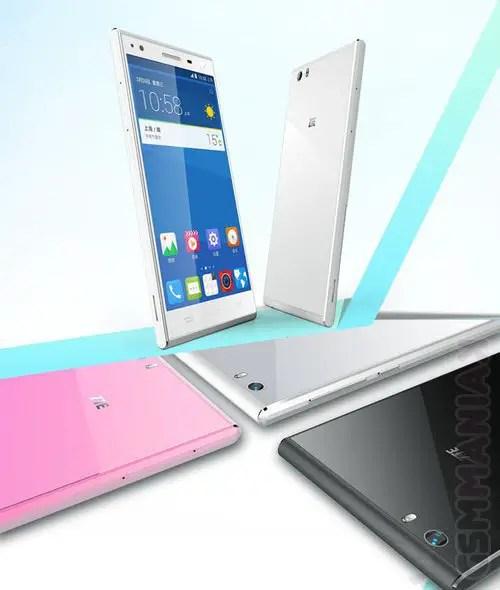 ZTE fabrica teléfonos de alta gama a precios muy competitivos.
