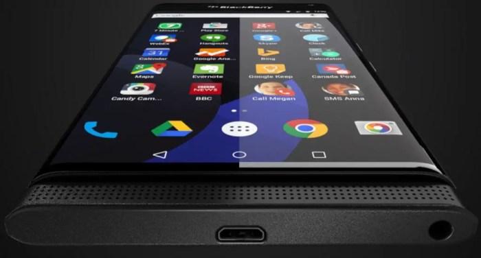BlackBerry estuvo al borde de la quiebra, ahora produce smartphones para el entorno empresarial.