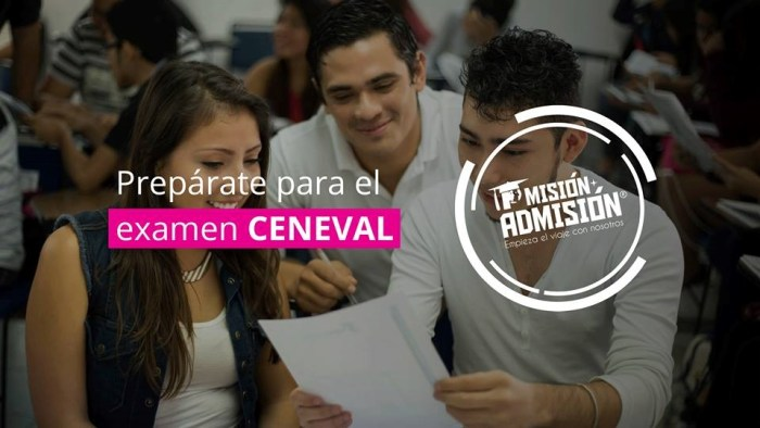 Misión Admisión busca que los jóvenes sean aceptados en las universidades.