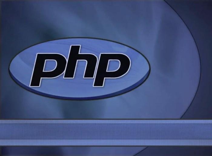 PHP es utilizado para desarrollo web.