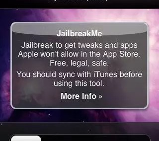 Hacer jailbreak al iphone, ipod touch e ipad