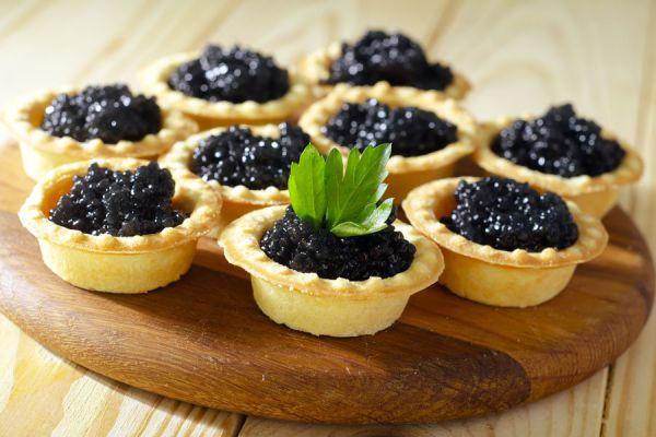 Cmo hacer Caviar Falso