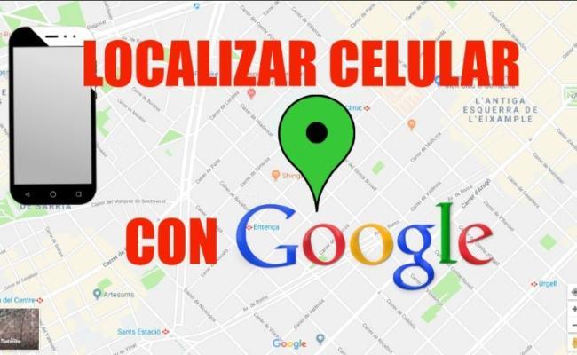 Localizar Celular Por Google Rastrea Con Gmail 2020