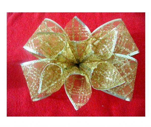 C mo hacer adornos navide os con cintas c mo lo puedo - Como realizar adornos navidenos ...