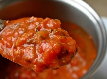Cómo preparar salsa boloñesa