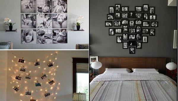 C mo decorar tu cuarto con fotograf as c mo lo puedo hacer for Como decorar tu cuarto tu misma