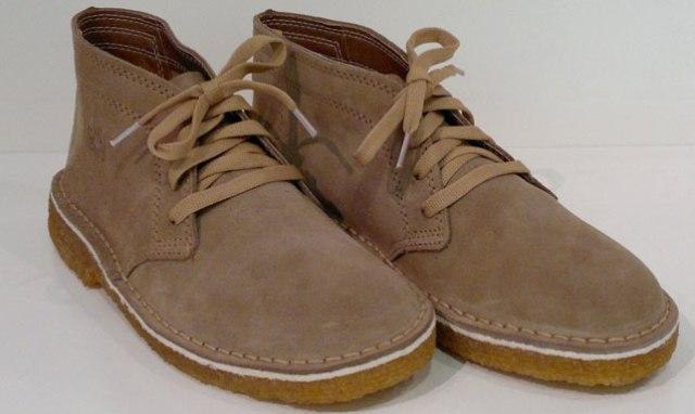 Como cuidar zapatos de gamusa 1