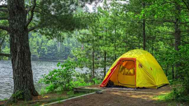 Cómo organizar un paseo para ir de camping