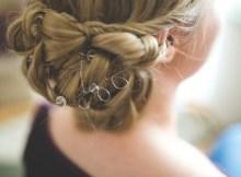 Cómo peinar el cabello para ir a una boda