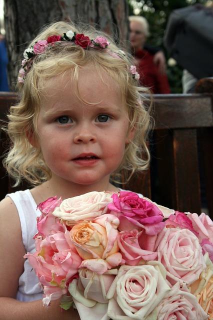 Cómo vestir tus hijos para una boda