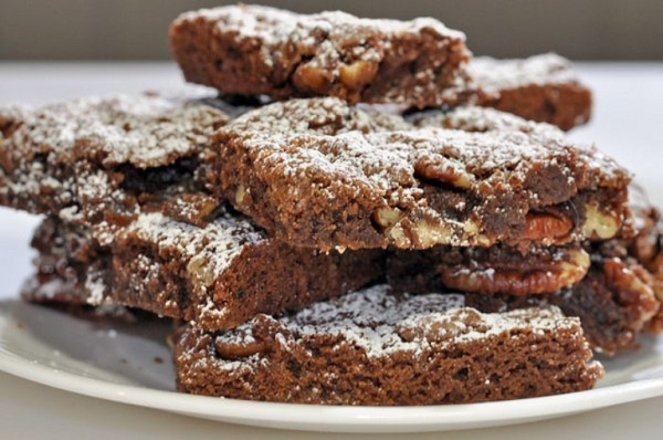 Cómo hacer un brownie sin harina