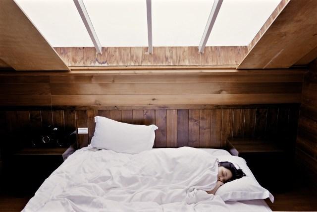 Cómo evitar dormirnos en clase
