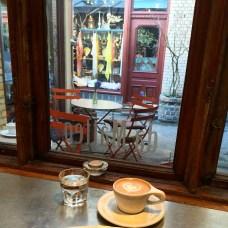 Coffee at Da Matteo Coffee Shop, Gothenburg