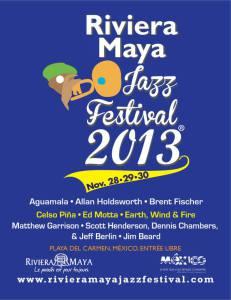 «Riviera Maya Jazz Festival – 11ème édition sur la plage du Mamita's !» _ Article publié dans «La Prensa Francesa»
