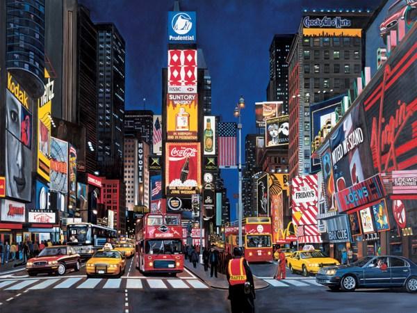 Nova York Como Num Conto De Fadas