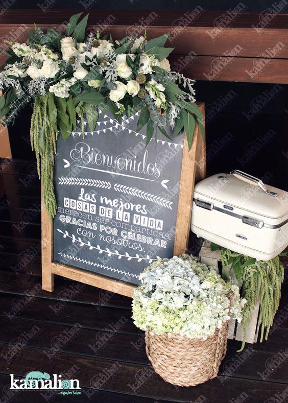 Ideas para una boda civil sencilla en casa en jardn