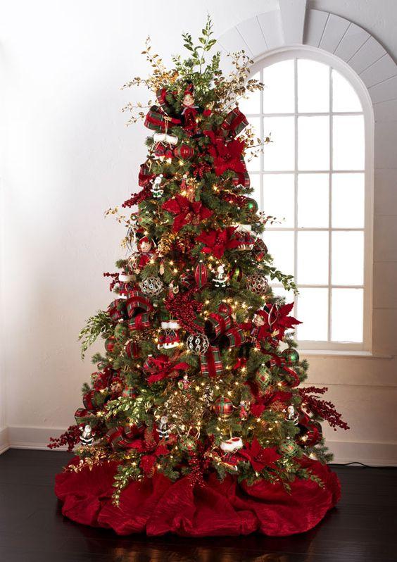 christmas tree decoration 2018