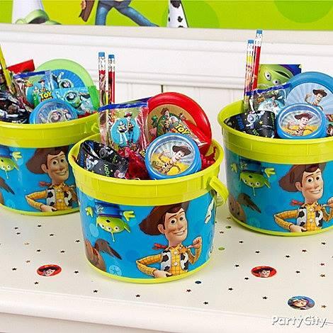 Ideas para fiesta de cumpleaos de Toys Story  Como