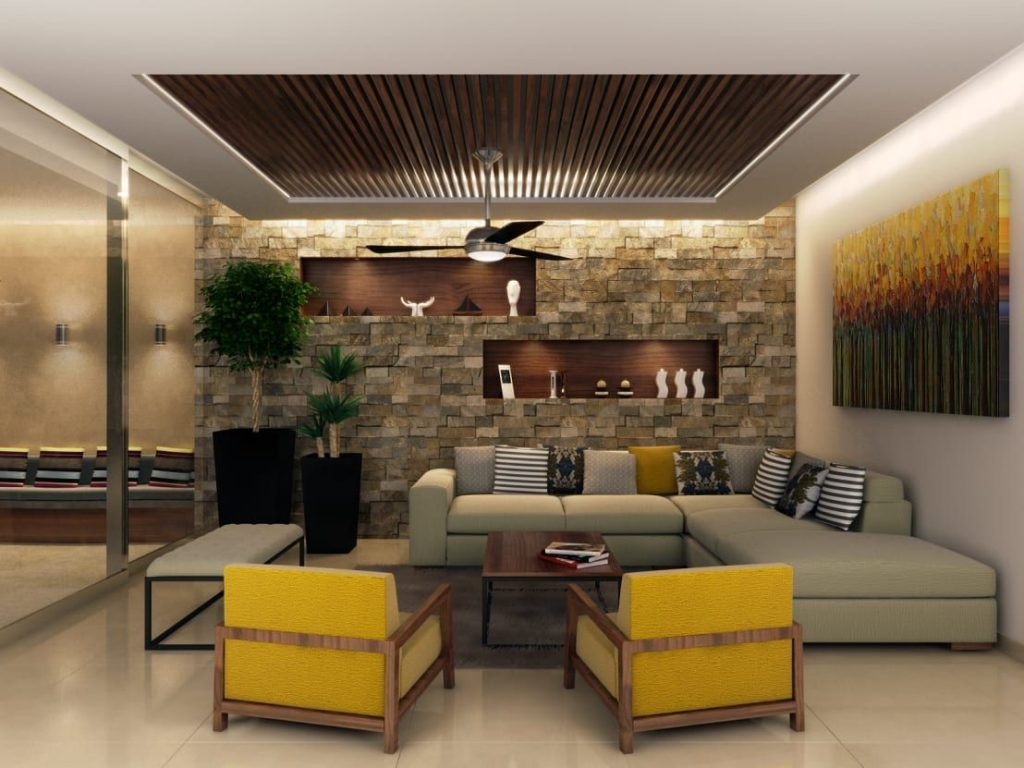 Decoracion de salas modernas  Como decorar tu sala este 2019