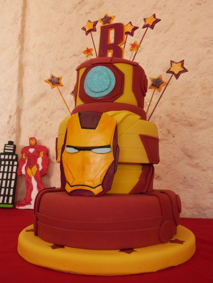 fiestas infantiles de iron Man  Decoracion de interiores Fachadas para casas como Organizar la casa