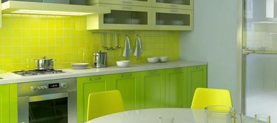 Ideas para decoracion color verde manzana  Curso de organizacion de hogar aprenda a ser organizado en poco tiempo