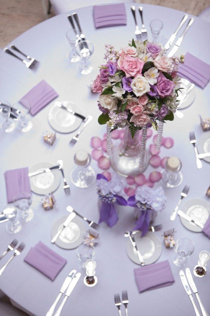 decoracion de mesas para boda 33