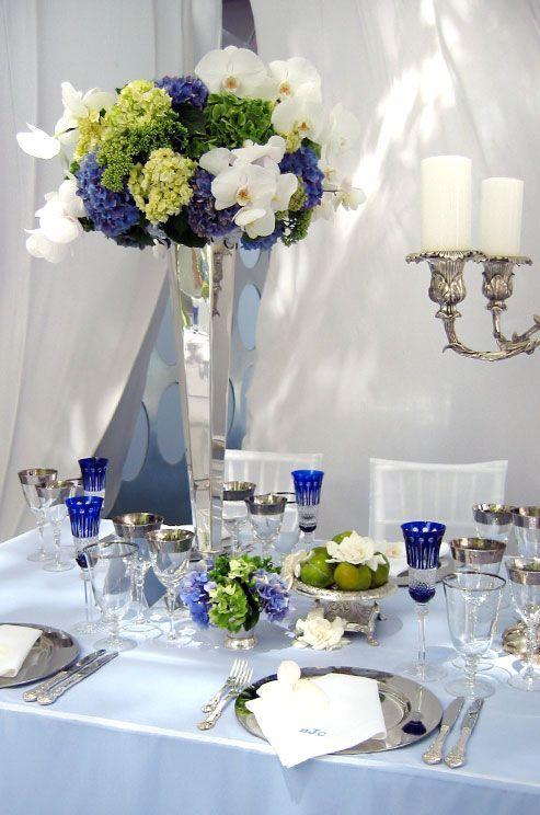 Decoracion de mesas para Bodas  Como Organizar la Casa