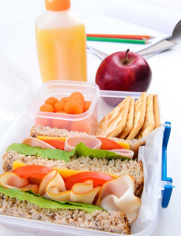 lunch saludables para llevar a la oficina 5  Decoracion