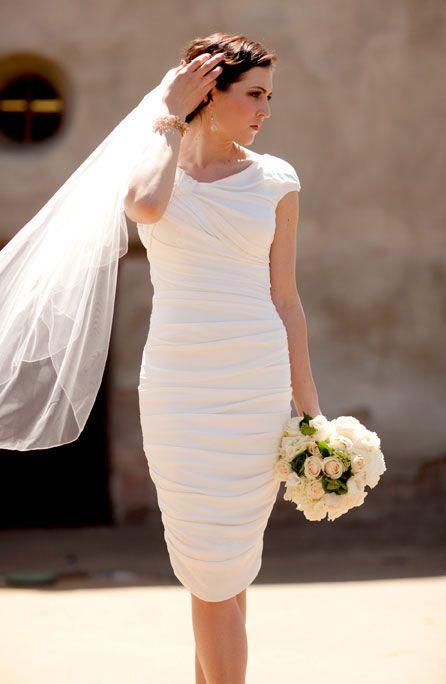 vestidos de boda de civil 9