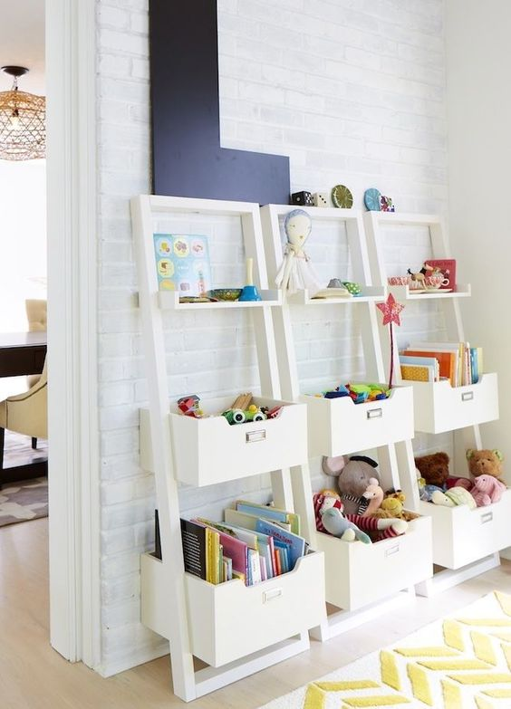 Como Organizar Juguetes  Decoracion de interiores Fachadas para casas como Organizar la casa