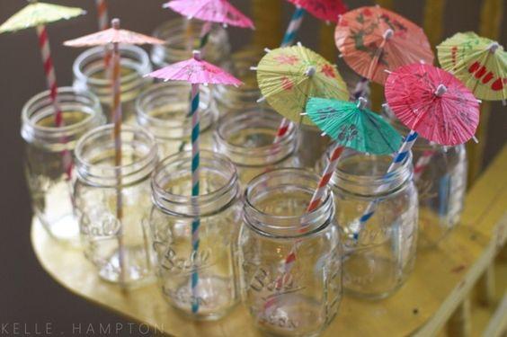 Ideas para una fiesta Hawaiana 2  Como Organizar la
