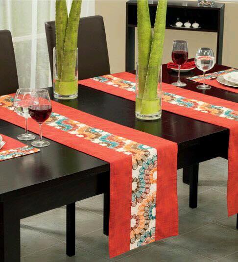 Caminos para mesa 7  Como Organizar la Casa  Fachadas