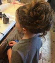 peinados para ni primera