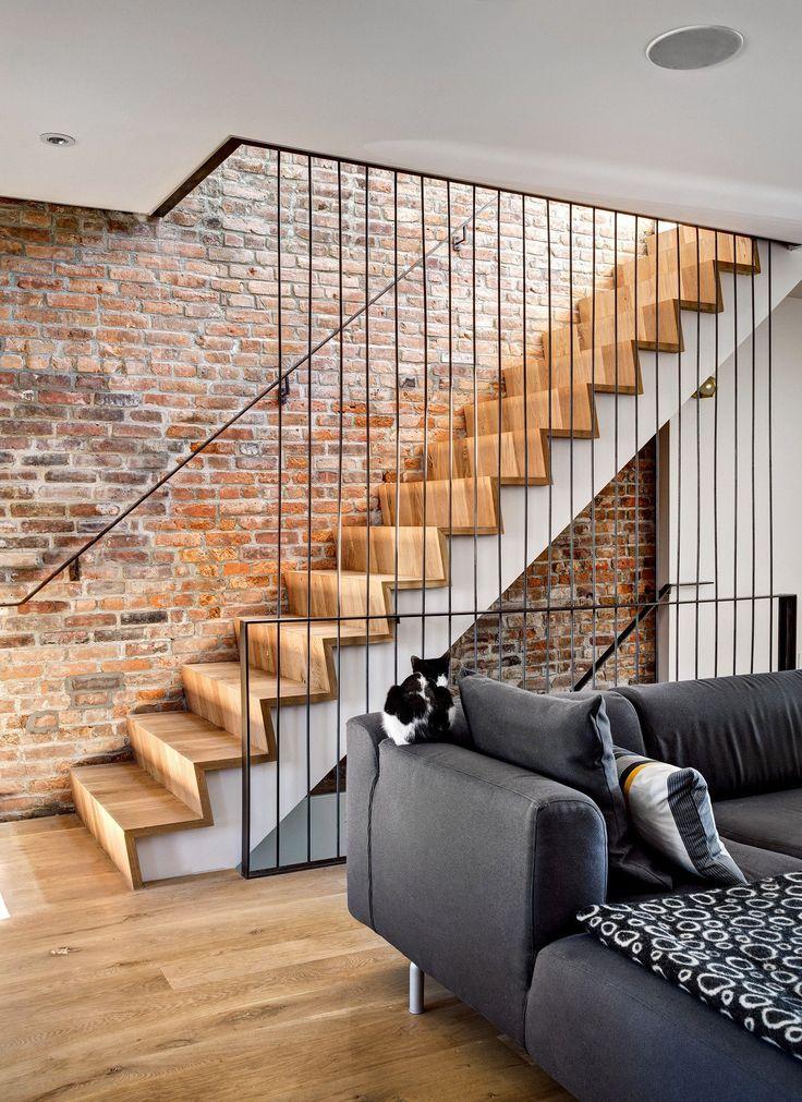 Ideas de diseos de escaleras para interiores modernos  Como Organizar la Casa  Fachadas  Decoracion de interiores  Ideas para Fiestas  Moda