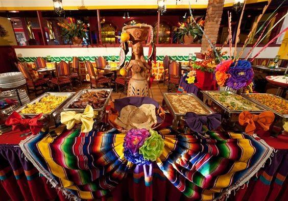 Ideas para fiesta mexicana 7  Como Organizar la Casa